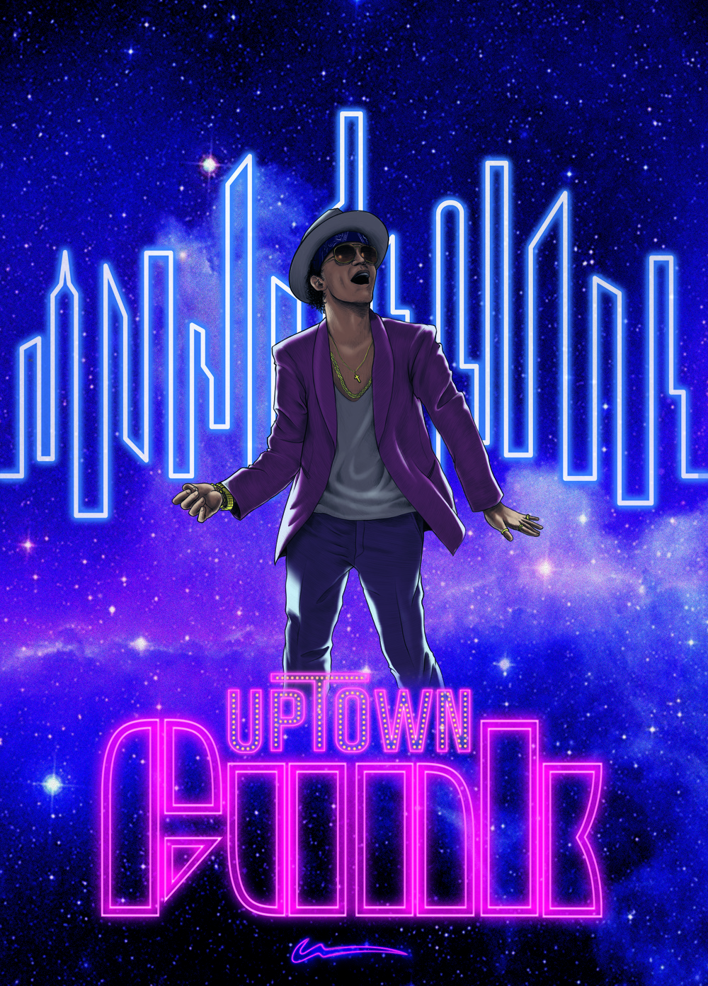 Uptown funk you up